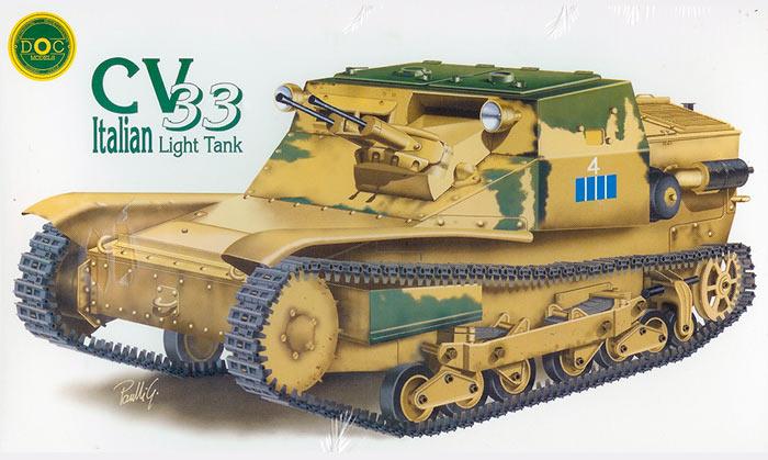 Танкетка CV3/33, CV3/35, CV3/38