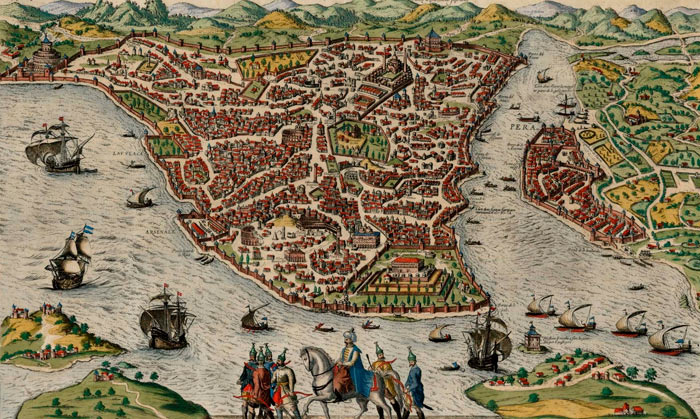 Россия и мечта о Константинополе
