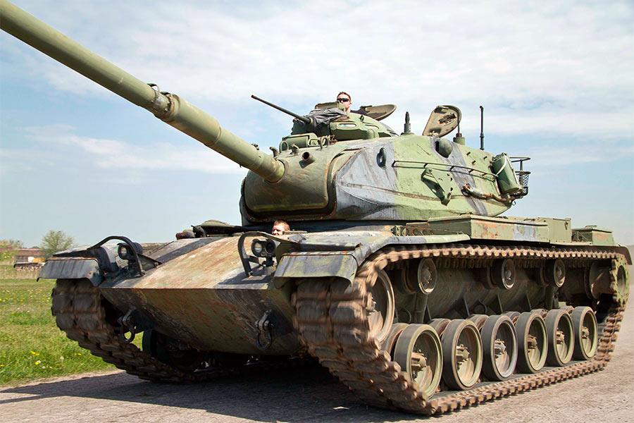 Основной боевой танк М60 (США)