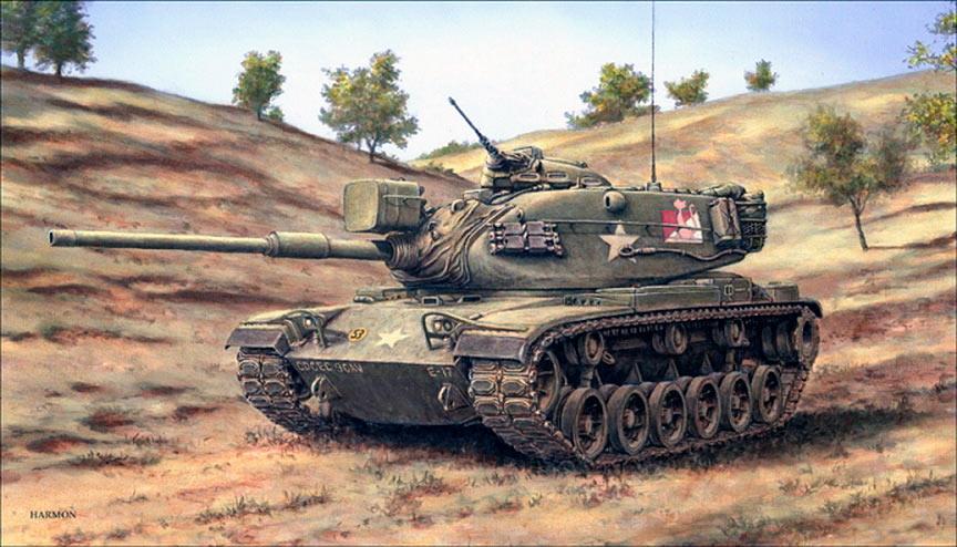 Основной боевой танк M60 (США)