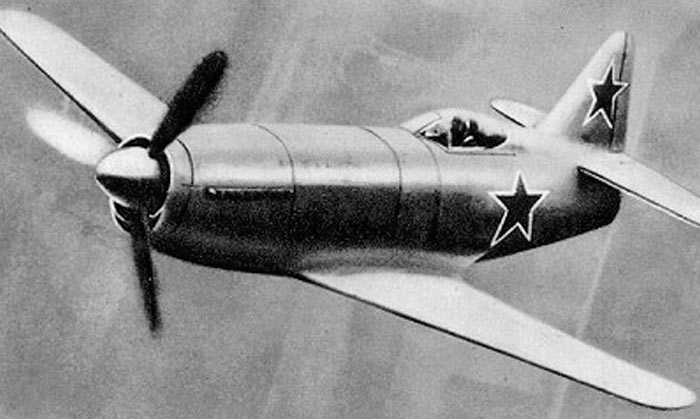 Истребитель И-250 (МиГ-13)