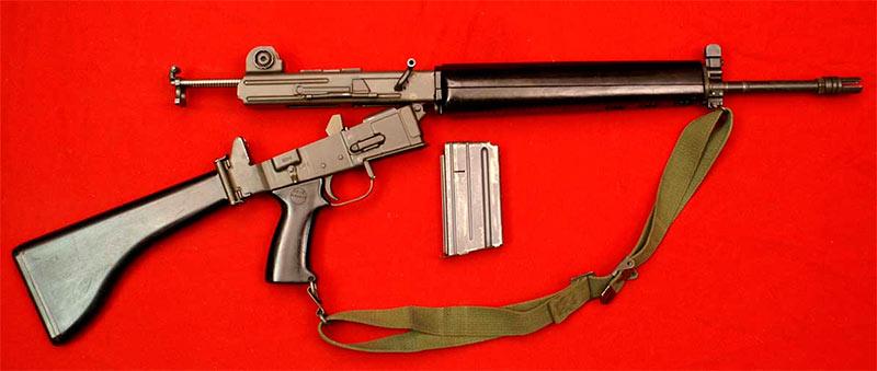 Винтовка AR-18 фирмы «ArmaLite»