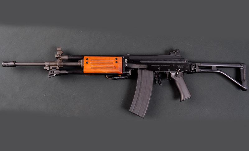 Штурмовая винтовка Galil