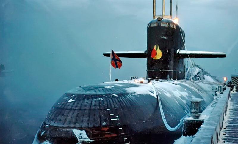Характеристики стратегических ракетных подводных крейсеров проекта 667A «Навага» и 667AУ «Налим»