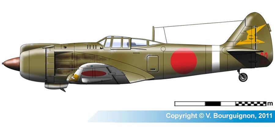 Сходство японского Ki-100 с советским Ла-5 просто удивительное