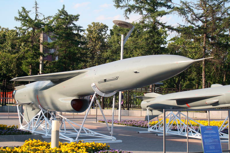 Советская крылатая ракета комплекса П-5