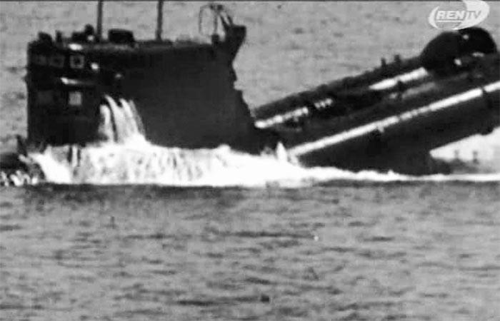 подводная лодка пр. 644