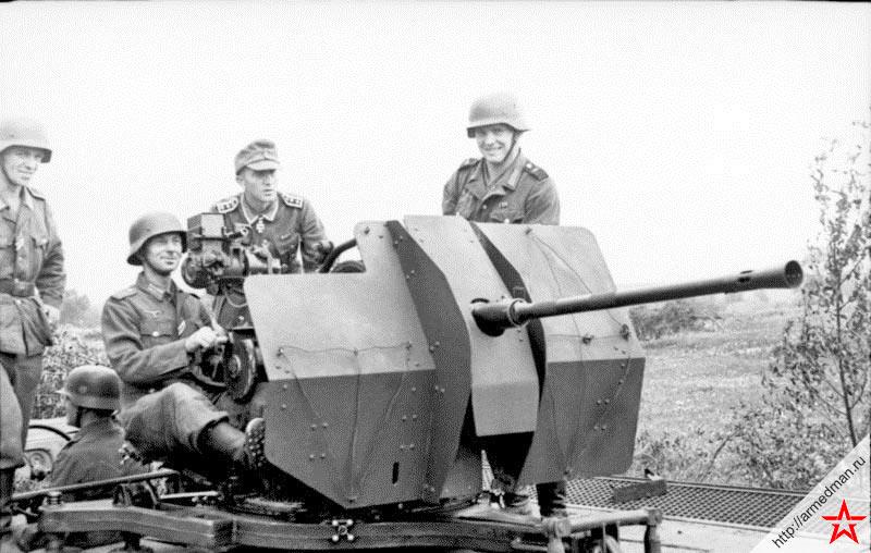 20-мм зенитная пушка FlaK 30/38