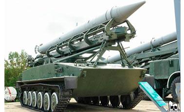 Ударный тактический ракетный комплекс 2К6 «Луна»