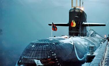 Стратегические ракетные подводные крейсеры проекта 667A «Навага» и 667AУ «Налим» (НАТО: «Yankee»)
