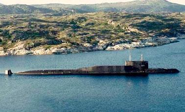 Стратегические атомные подводные крейсеры Проекта 667Б «Мурена» (НАТО: «Delta»)