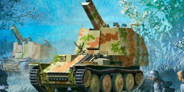 Самоходная пехотная пушка Sd.Kfz. 138/1 «Grille»