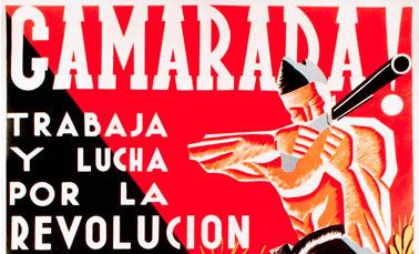 Плакаты времен Гражданской войны в Испании (1936-1939 г.г.)