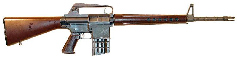 Классический «Армалайт-10». Простой и утилитарный привет из 1950-х калибра 7,62-мм