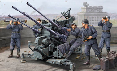 20-мм зенитная пушка FlaK 30/38 обр. 1930 г. (Германия)