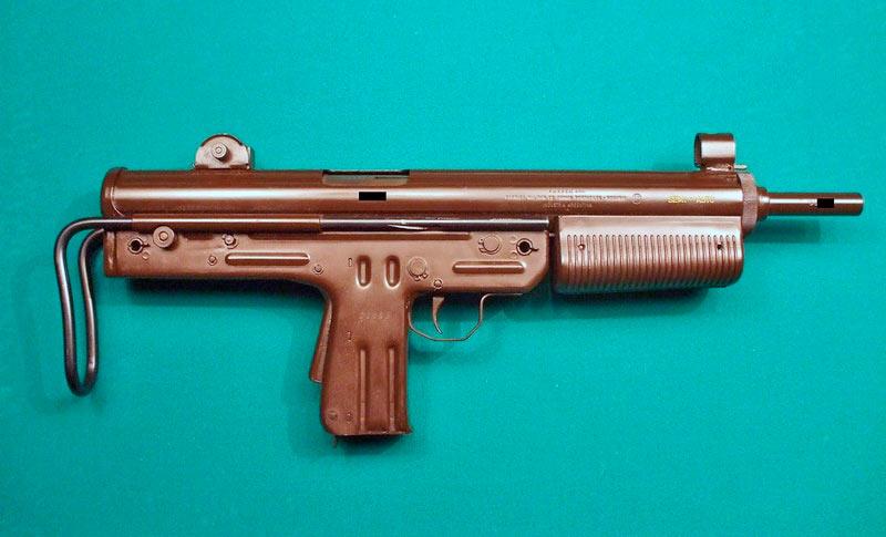 Пистолет-пулемет FMK-3 (Аргентина)