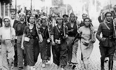 Фотографии времен Гражданской войны в Испании (1936-1939 г.г.), 1 часть