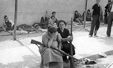 Фотографии времен Гражданской войны в Испании (1936-1939 г.г.), 2 часть