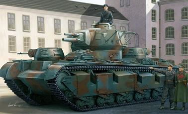 Проект «Grosstraktor» — уже не тракторы, ещё не танки