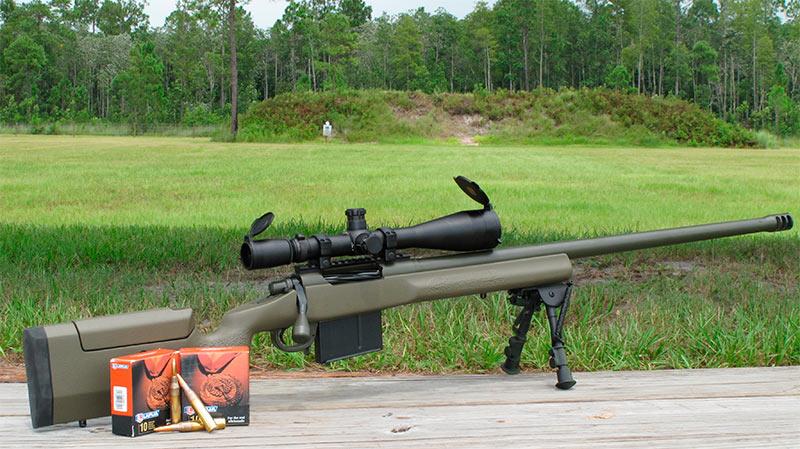 Снайперская винтовка M40 под патрон .338