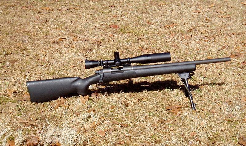 «Ремингтон»-700 - прототип армейской снайперской винтовки M40