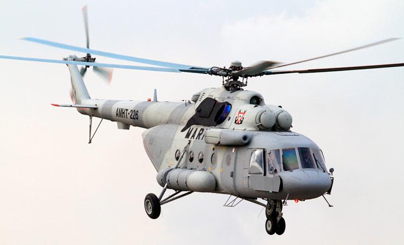 Многоцелевой вертолет Ми-17