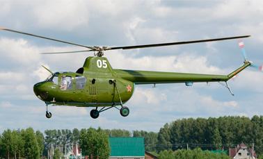 Многоцелевой вертолет Ми-1 (СССР)