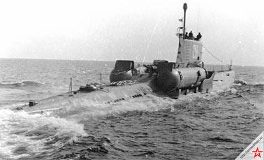 Дизельные подводные лодки с крылатыми ракетами Проекта 644