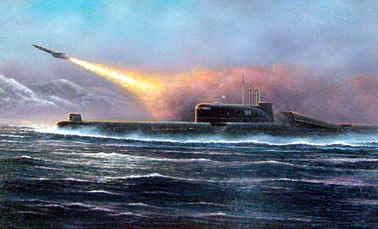 Дизель-электрические подводные лодки проекта 651 (НАТО: «Джульетта»)