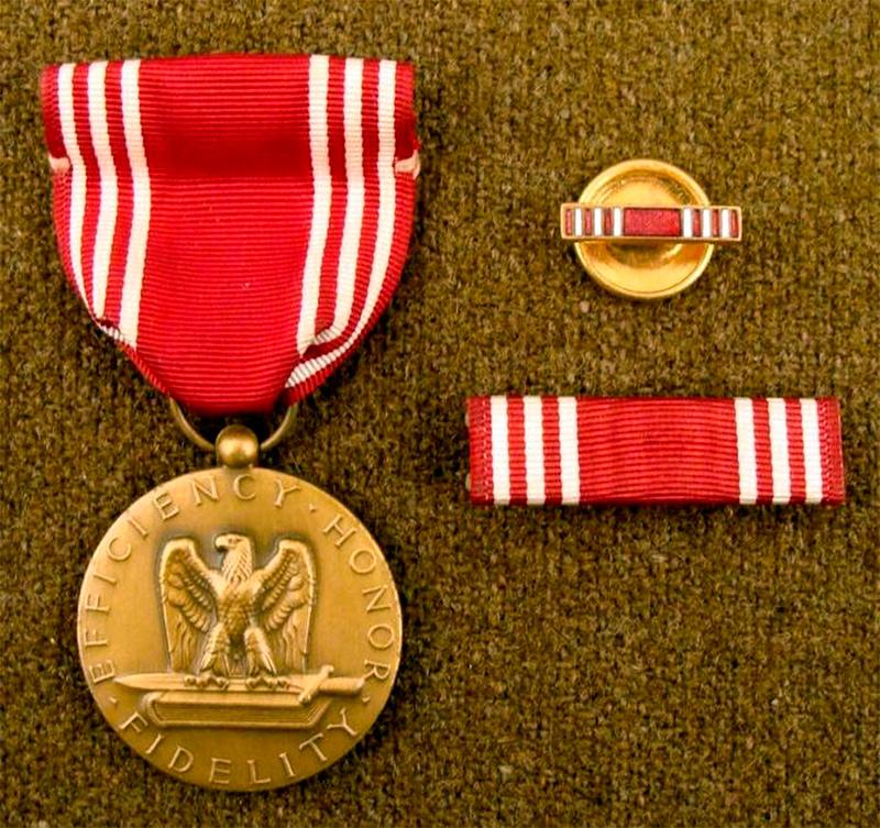 Армейская медаль за безупречную службу (Good Conduct Medal)