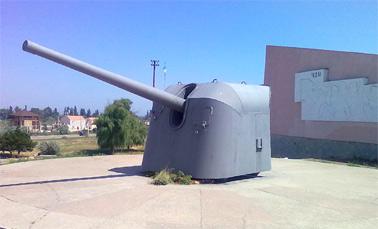 130-мм корабельное орудие Б-13
