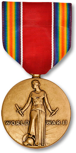 Медаль Победы во 2-ой Мировой войне (World War II Victory Medal)