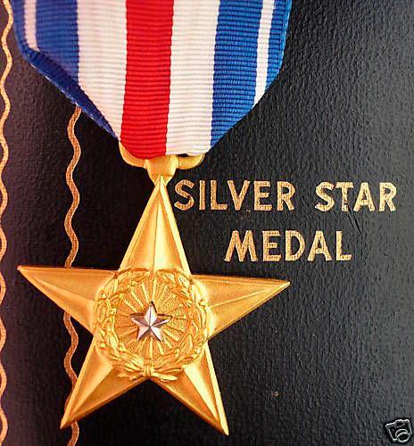 """Медаль """"Серебряная звезда"""" (Army Silver Star Medal)"""