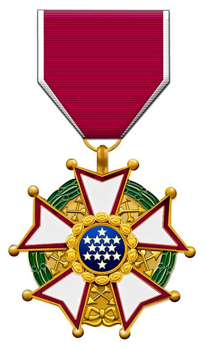 Медаль почетного легиона (Legion of Merit)