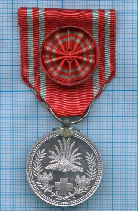 Медали Члена Общества японского Красного креста