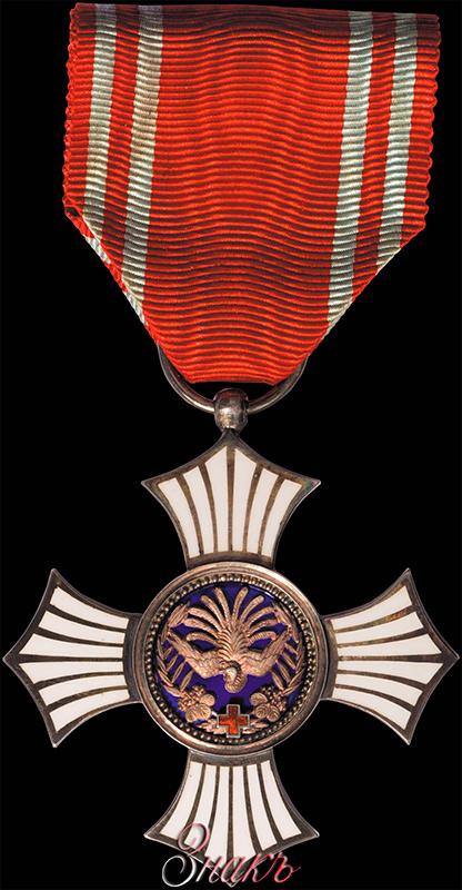 Орден Красного креста за заслуги