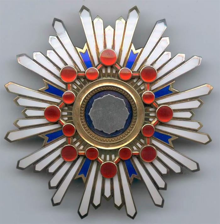 Орден Священного сокровища