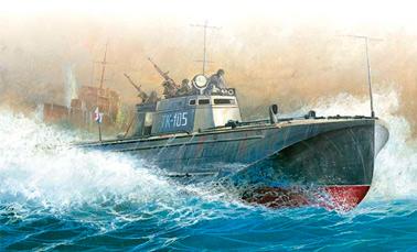 Торпедные катера типа Ш-4