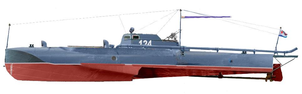 Торпедный катер типа Ш-4