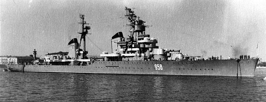 «Киров» после окончания Великой Отечественной войны