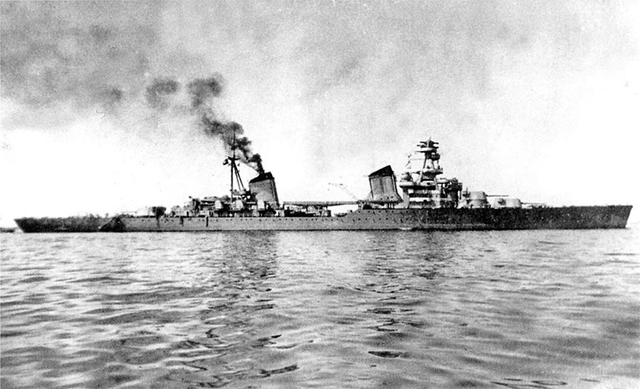 Легкий крейсер типа «Киров» (Проект 26)