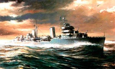 Лидеры эсминцев типа «Ленинград» (Проекты 1 и 38)
