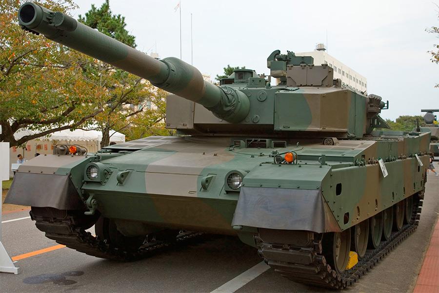 Основной танк Сил Самообороны Японии, «Тип 90»