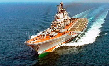 Советские авианесущие (авианесущие крейсеры и вертолетоносцы СССР в фотографиях)