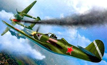 Воспоминания о действиях летчика Северного Флота СССР Алексея Шведова в годы Второй Мировой войны