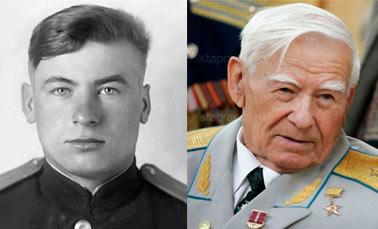 Николай Герасимович Голодников - генерал-майор авиации в отставке, бывший летчик-истребитель 2-го ГИАП ВВС СФ
