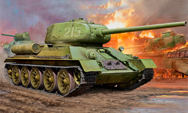История советских танков