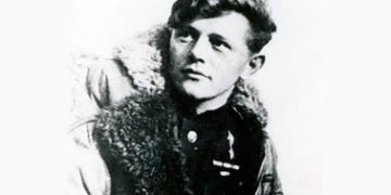 Прикрытие бомбардировщиков (из воспоминаний героя СССР С. Г. Курзенкова)