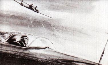 Снежный бой Захара Сорокина (из воспоминаний героя СССР С. Г. Курзенкова)