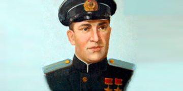 Сафонов Борис Феоктистович, дважды Герой Советского Союза